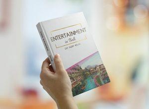 Entertainment in Bali Book
